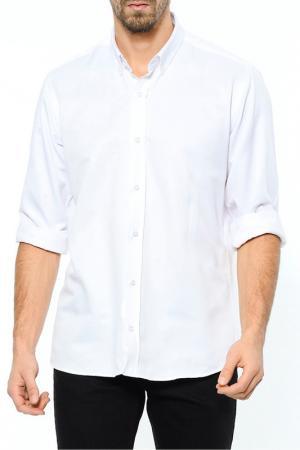 Рубашка Dewberry. Цвет: white