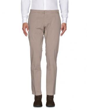 Повседневные брюки MICHAEL COAL. Цвет: бежевый
