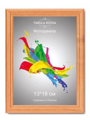 Фоторамка 13х18 №452 Tabula Rossa. Цвет: светло-оранжевый
