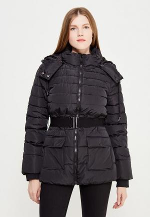 Куртка утепленная Silvian Heach. Цвет: черный