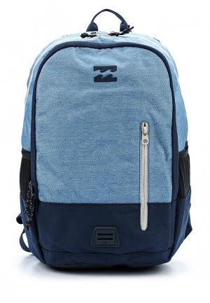 Рюкзак Billabong. Цвет: голубой