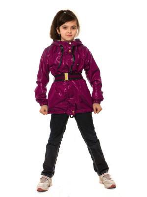Куртка VELFI. Цвет: малиновый