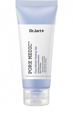 Очищающий гель-эксфолиант для всех типов кожи Pore Medic Dr.Jart+. Цвет: бесцветный