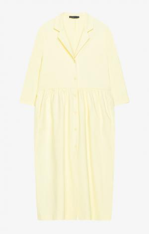 Платье Желтое Trends Brands Base