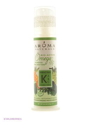 Крем с витамином К, 94 гр Aroma Naturals. Цвет: белый