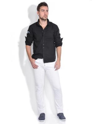 Брюки Gaudi. Цвет: белый