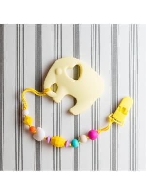Игрушки-подвески Краски лета. Цвет: светло-желтый, белый, желтый