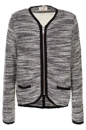 Пиджак HARTFORD. Цвет: черный