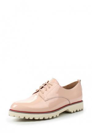 Ботинки Evita. Цвет: розовый