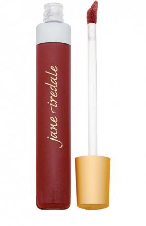 Блеск для губ Лесная ягода Lip Gloss Raspberry jane iredale. Цвет: бесцветный