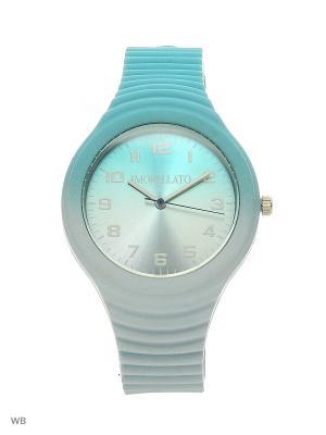 Часы наручные Morellato. Цвет: голубой