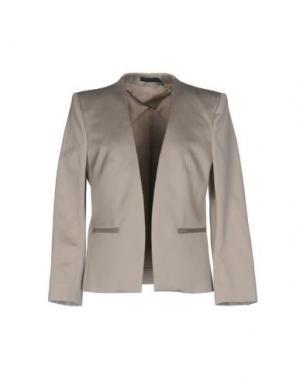 Пиджак BLK DNM. Цвет: светло-серый