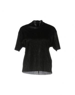 Блузка CHILI PEPPERS. Цвет: черный