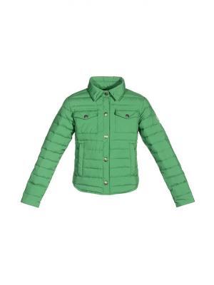 Куртка Pyrenex. Цвет: зеленый