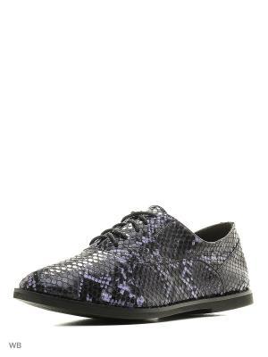 Ботинки Calipso. Цвет: фиолетовый