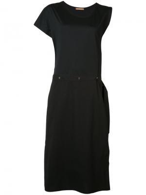 Платье Dash Nehera. Цвет: чёрный