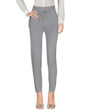 Повседневные брюки CROSSLEY. Цвет: серый