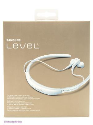 Гарнитура Samsung LEVEL U. Цвет: белый