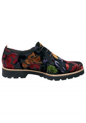 Ботинки GABOR. Цвет: черный/разноцветный