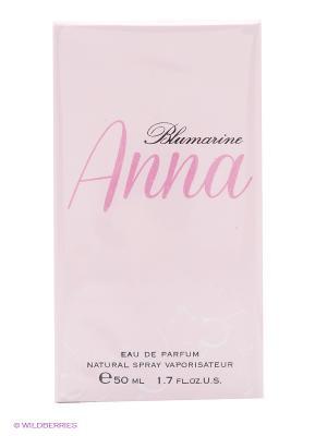 Туалетная вода, ANNA, 50 мл BLUMARINE. Цвет: розовый
