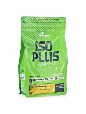 Витаминно-минеральный комплекс OLIMP Iso Plus Powder 1505 г (тропик блю) Nutrition. Цвет: зеленый