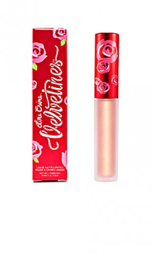 Губная помада veletine Lime Crime. Цвет: none