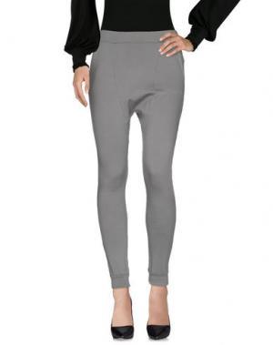 Повседневные брюки GROCERIES. Цвет: зеленый-милитари