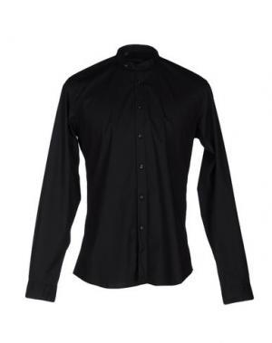 Pубашка HAVANA & CO.. Цвет: черный