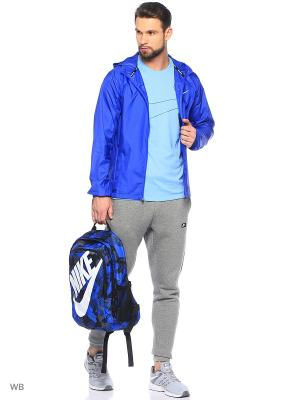 Ветровка M NK SHLD JKT HD RACER Nike. Цвет: синий, белый
