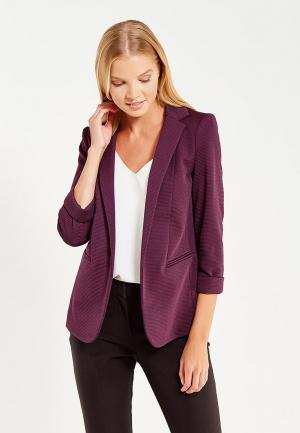 Пиджак Wallis. Цвет: фиолетовый