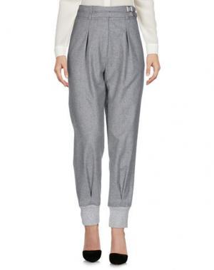Повседневные брюки BAND OF OUTSIDERS. Цвет: серый