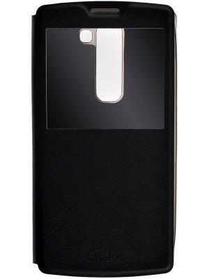 Кейс-книжка для LG Magna skinBOX. Цвет: черный
