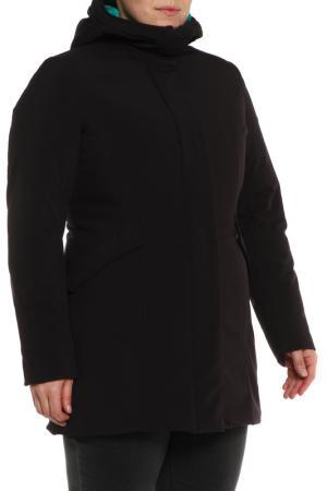 Куртка UP TO BE. Цвет: черный