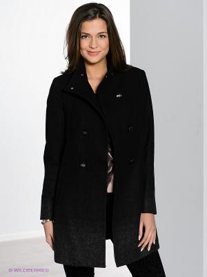 Пальто Relish. Цвет: черный