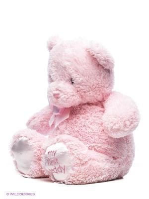 Игрушка мягкая My first Teddy Gund. Цвет: розовый