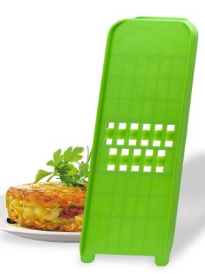 Овощерезка Рёсти CLASSIC блистер Borner. Цвет: салатовый