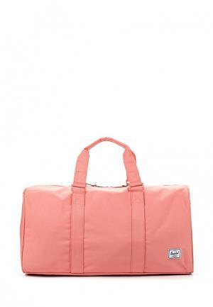 Сумка Herschel Supply Co. Цвет: розовый