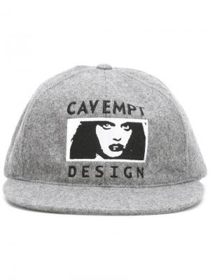 Кепка Cavempt C.E.. Цвет: серый