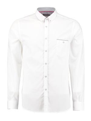 Рубашка Florentino. Цвет: белый