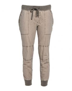 Повседневные брюки JAMES PERSE STANDARD. Цвет: серый