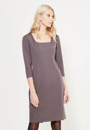 Платье Camomilla Italia. Цвет: серый