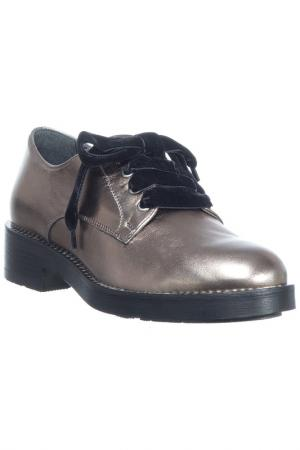 Low shoes FORMENTINI. Цвет: bronze