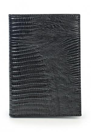 Обложка для документов Franchesco Mariscotti. Цвет: серый