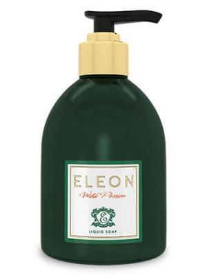 Жидкое мыло для рук Wild Passion серии Коллекция парфюмера 300 мл ELEON.. Цвет: зеленый