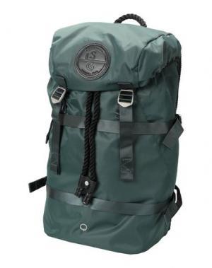 Рюкзаки и сумки на пояс STIGHLORGAN. Цвет: зеленый