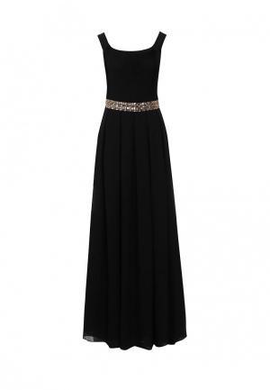 Платье Soky & Soka. Цвет: черный