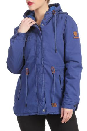 Куртка 2117 OF SWEDEN. Цвет: синий