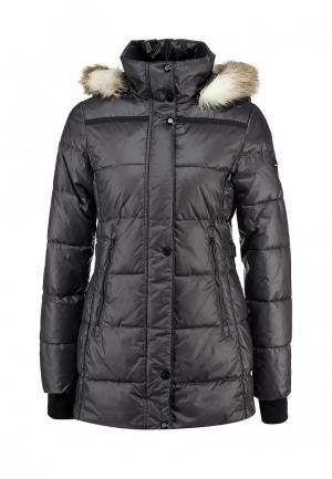 Куртка утепленная Halifax. Цвет: серый