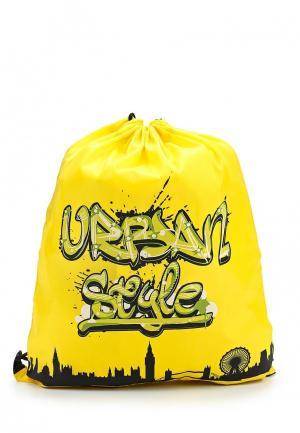 Мешок Modis. Цвет: желтый