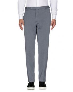 Повседневные брюки ROTASPORT. Цвет: грифельно-синий